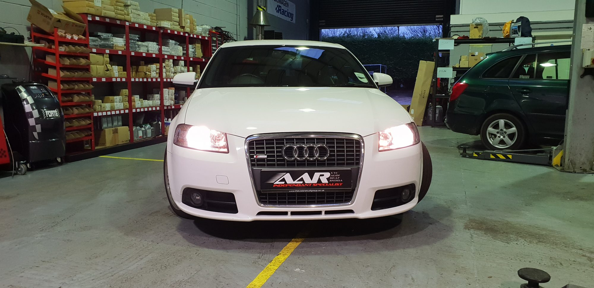 Audi A3 DSG gearbox fault - juddering-erratic gear changes-mechatronic