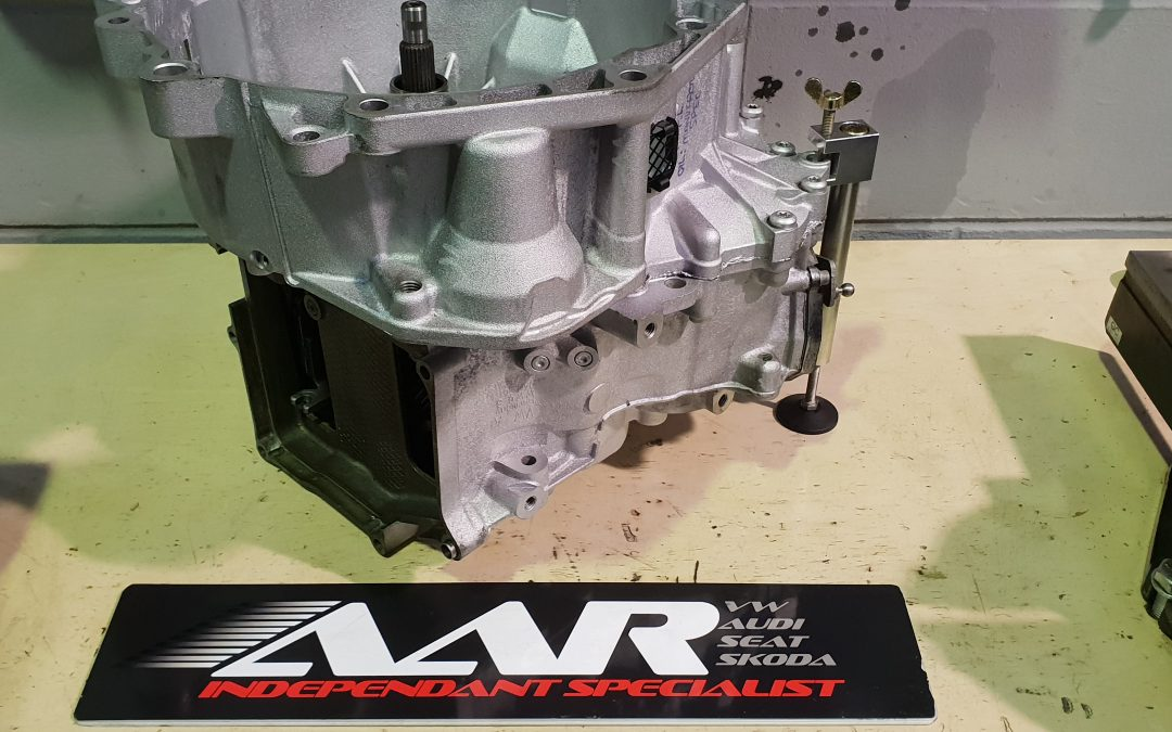 Audi A3 DSG Gearbox Fault-erratic gear change-juddering